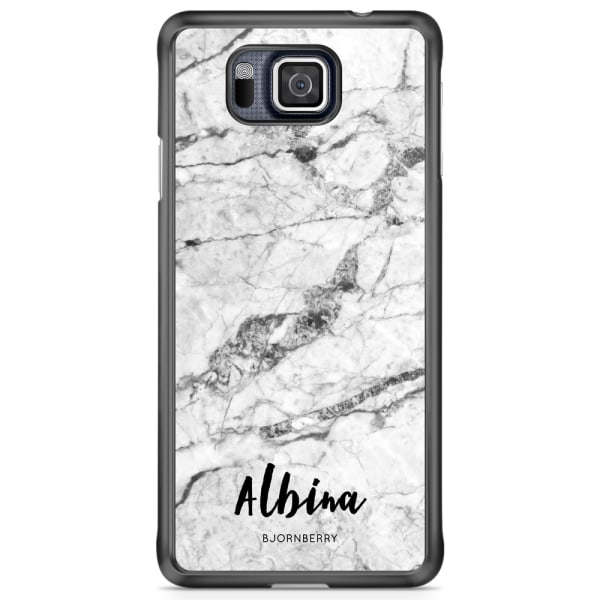 Bjornberry Skal Samsung Galaxy Alpha - Albina
