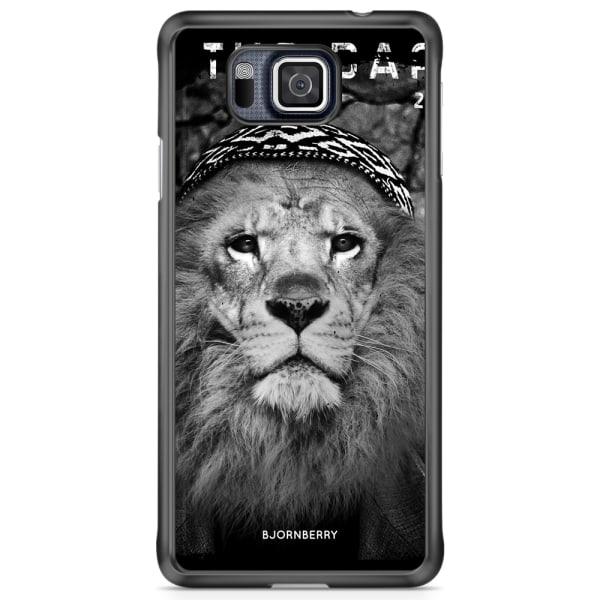 Bjornberry Skal Samsung Galaxy Alpha - Lejon