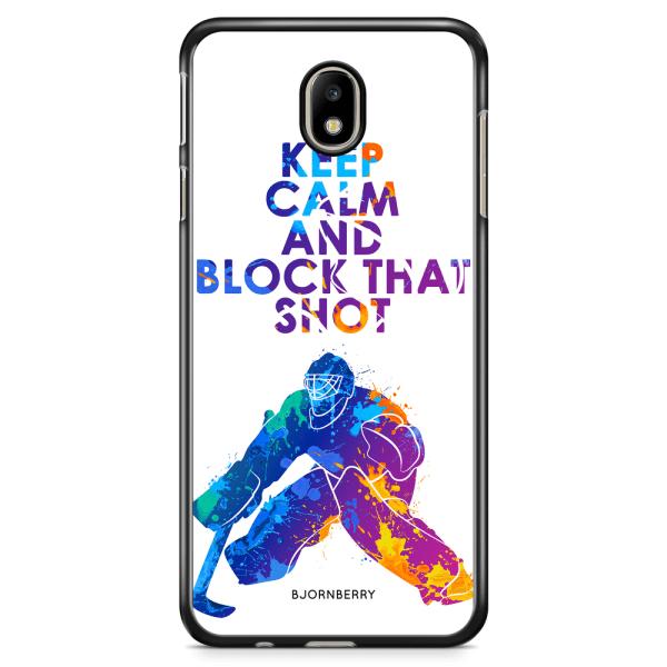 Bjornberry Skal Samsung Galaxy J5 (2017) - Block that shot