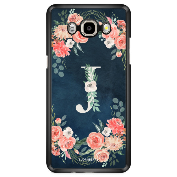 Bjornberry Skal Samsung Galaxy J7 (2016) - Monogram J