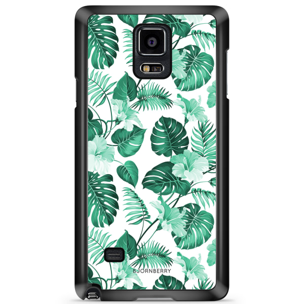 Bjornberry Skal Samsung Galaxy Note 3 - Blommor Turkos