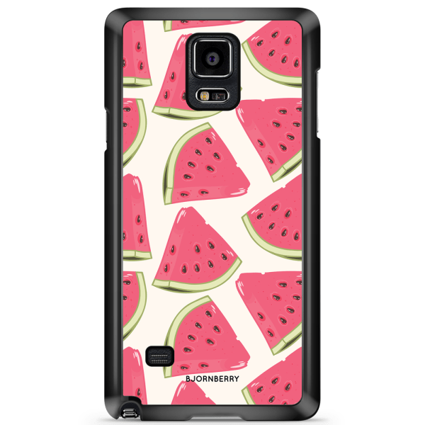 Bjornberry Skal Samsung Galaxy Note 4 - Vattenmelon