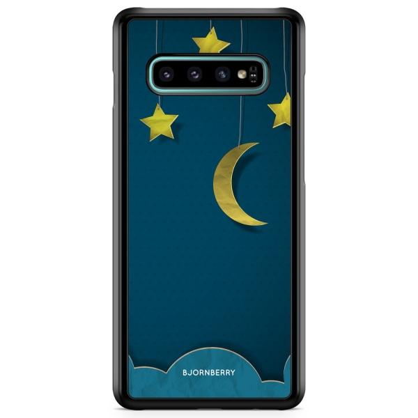 Bjornberry Skal Samsung Galaxy S10 - Månstjärnor