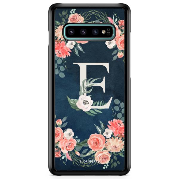 Bjornberry Skal Samsung Galaxy S10 - Monogram E