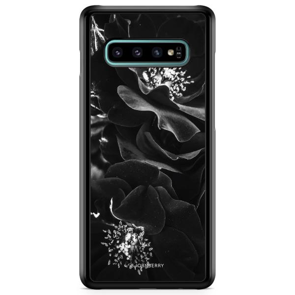Bjornberry Skal Samsung Galaxy S10 Plus - Blommor i Blom