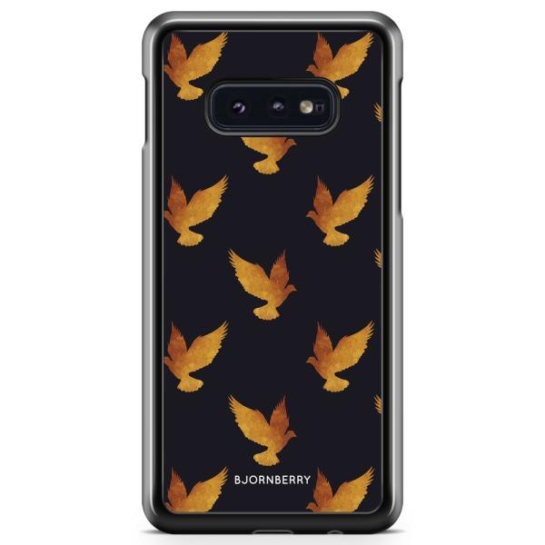 Bjornberry Skal Samsung Galaxy S10e - Guld Duvor