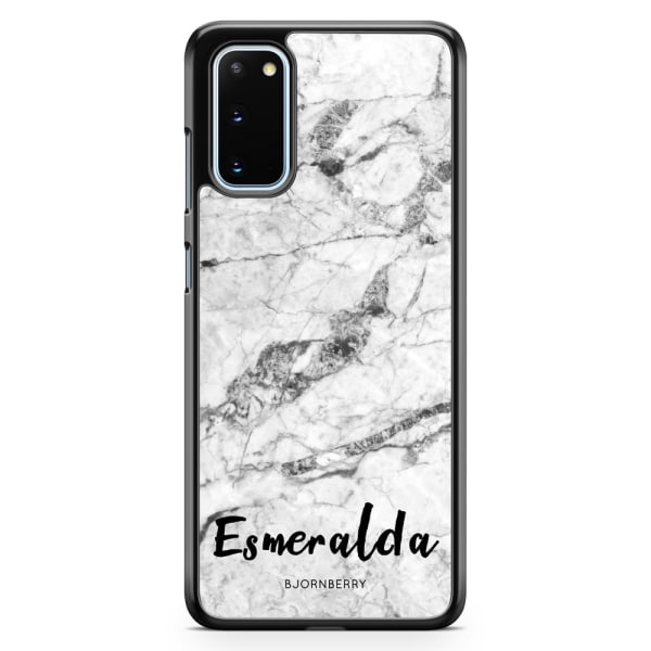 Bjornberry Skal Samsung Galaxy S20 - Esmeralda