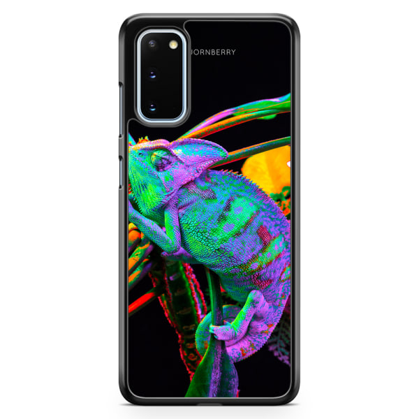 Bjornberry Skal Samsung Galaxy S20 - Kameleont