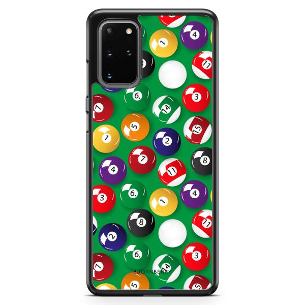 Bjornberry Skal Samsung Galaxy S20 Plus - Biljardbollar