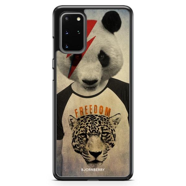 Bjornberry Skal Samsung Galaxy S20 Plus - Panda