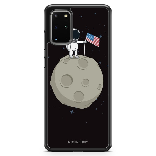 Bjornberry Skal Samsung Galaxy S20 Plus - Walk On The Moon