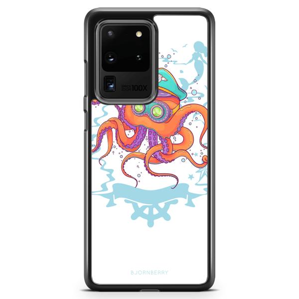 Bjornberry Skal Samsung Galaxy S20 Ultra - Bläckfisk Kapten