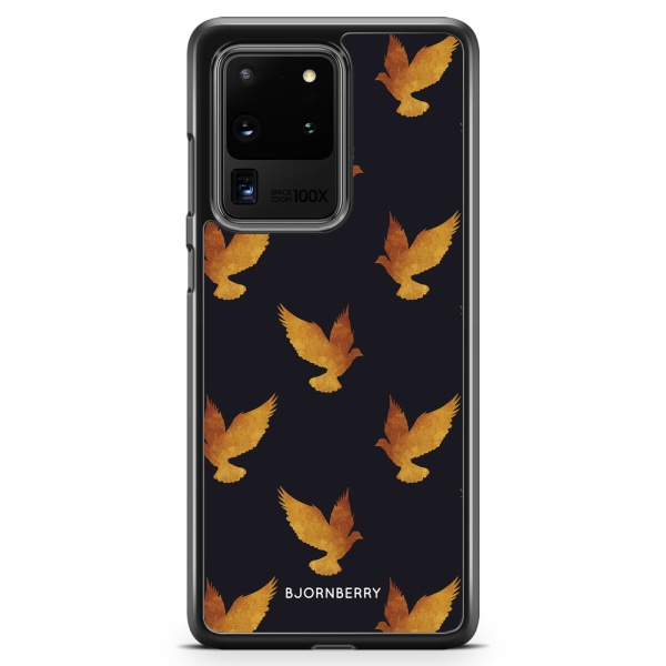 Bjornberry Skal Samsung Galaxy S20 Ultra - Guld Duvor