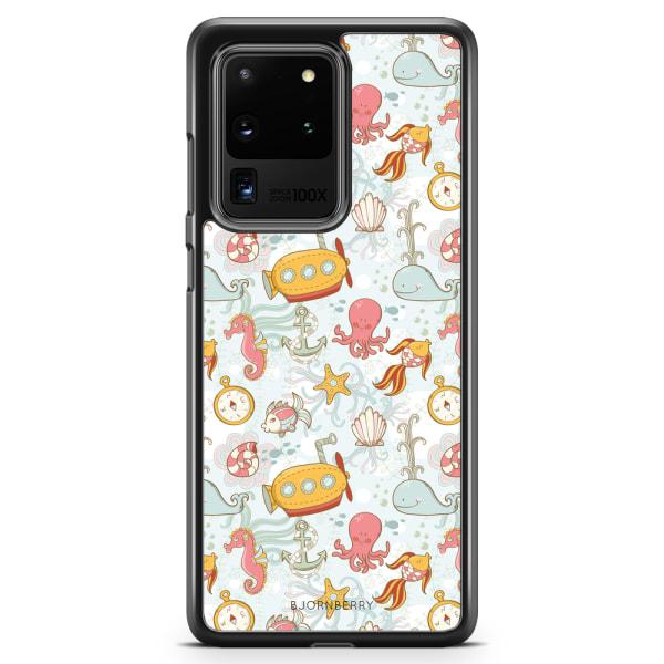 Bjornberry Skal Samsung Galaxy S20 Ultra - Sea life