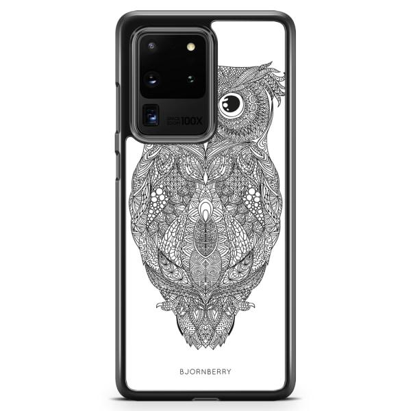 Bjornberry Skal Samsung Galaxy S20 Ultra - Uggla