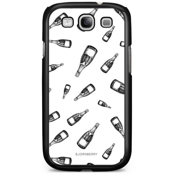 Bjornberry Skal Samsung Galaxy S3 Mini - Champagne Mönster
