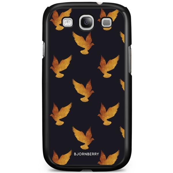 Bjornberry Skal Samsung Galaxy S3 Mini - Guld Duvor