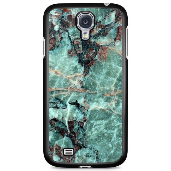 Bjornberry Skal Samsung Galaxy S4 - Grön Marmor