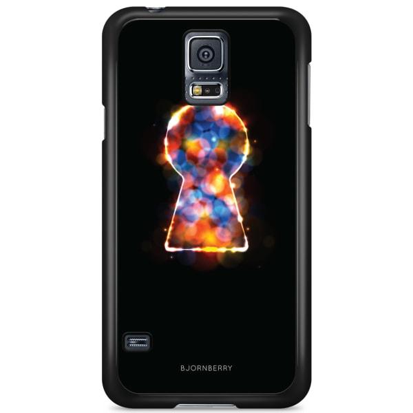 Bjornberry Skal Samsung Galaxy S5/S5 NEO - Magiskt Nyckelhål