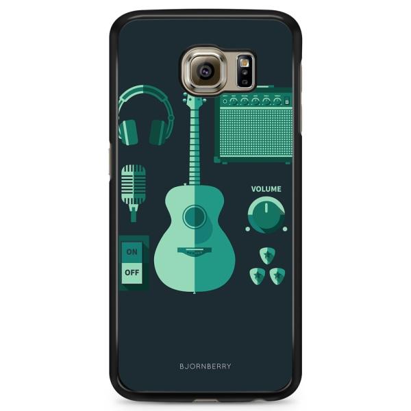 Bjornberry Skal Samsung Galaxy S6 Edge+ - Gitarr