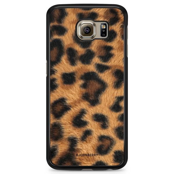 Bjornberry Skal Samsung Galaxy S6 Edge+ - Leopard