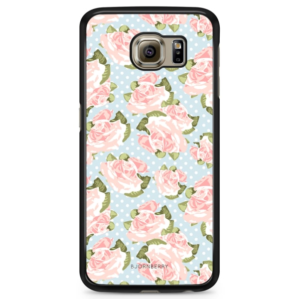 Bjornberry Skal Samsung Galaxy S6 Edge+ - Rosor