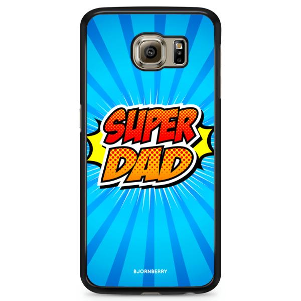 Bjornberry Skal Samsung Galaxy S6 Edge+ - Super Dad