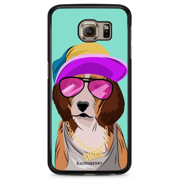 Bjornberry Skal Samsung Galaxy S6 Edge - SWAG Hund