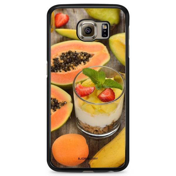 Bjornberry Skal Samsung Galaxy S6 Edge+ - Tropiska Frukter