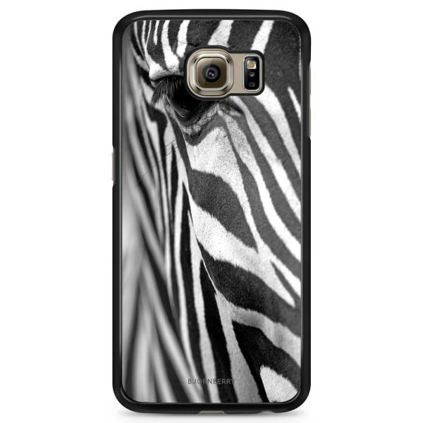 Bjornberry Skal Samsung Galaxy S6 Edge+ - Zebraöga