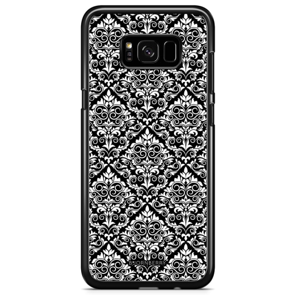 Bjornberry Skal Samsung Galaxy S8 - Damask