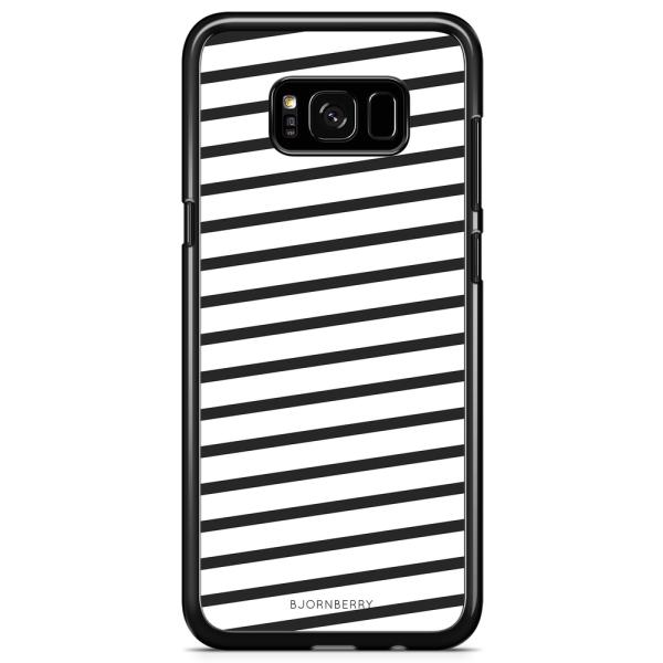Bjornberry Skal Samsung Galaxy S8 - Randigt