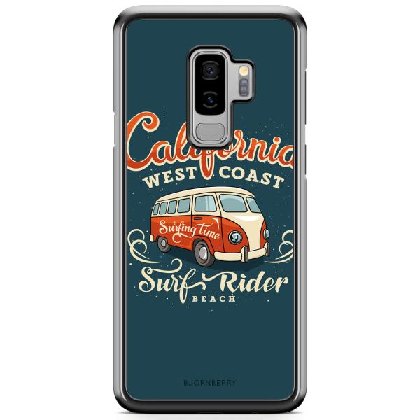 Bjornberry Skal Samsung Galaxy S9 Plus - California Surf