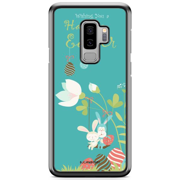 Bjornberry Skal Samsung Galaxy S9 Plus - Glad Påsk