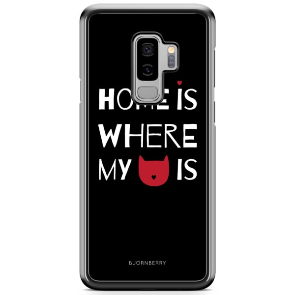 Bjornberry Skal Samsung Galaxy S9 Plus - Home Is Where..