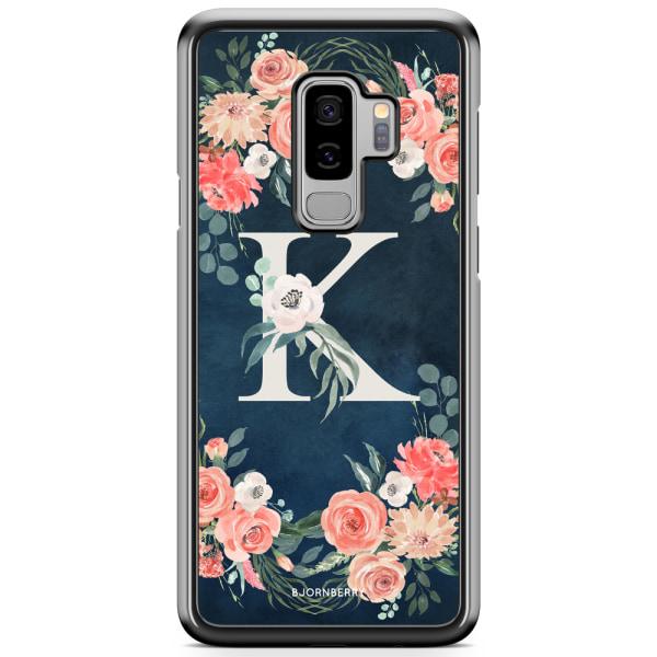 Bjornberry Skal Samsung Galaxy S9 Plus - Monogram K
