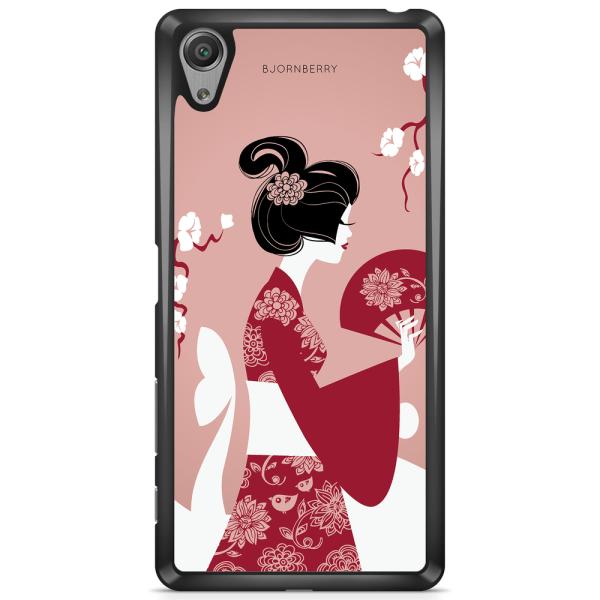 Bjornberry Skal Sony Xperia L1 - Japansk Kvinna