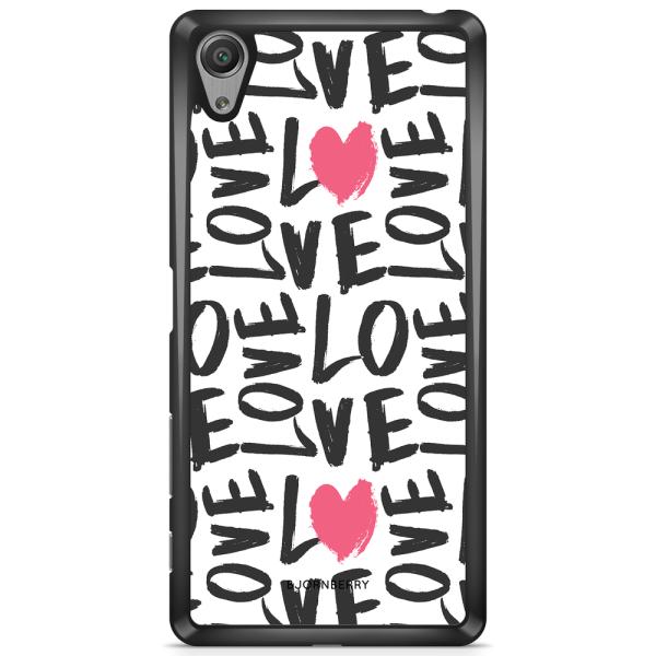 Bjornberry Skal Sony Xperia L1 - Love Love Love
