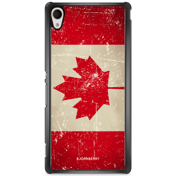 Bjornberry Skal Sony Xperia M4 Aqua - Kanada