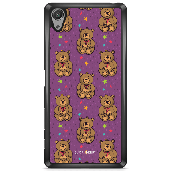 Bjornberry Skal Sony Xperia XA - Teddybjörn