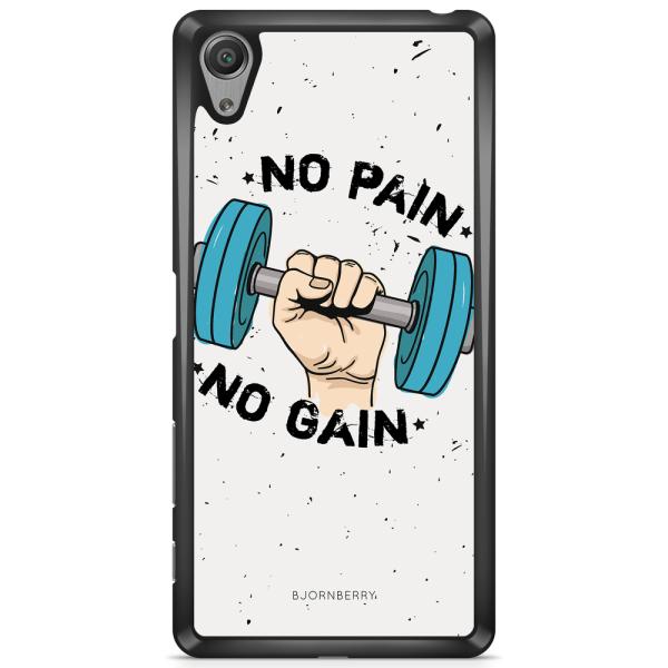 Bjornberry Skal Sony Xperia XA1 - No Pain No Gain