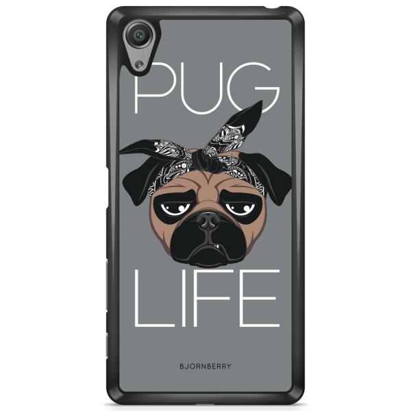 Bjornberry Skal Sony Xperia XA1 - Pug Life