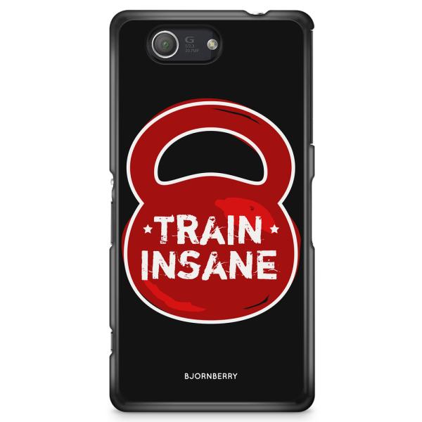 Bjornberry Skal Sony Xperia Z3 Compact - Train Insane