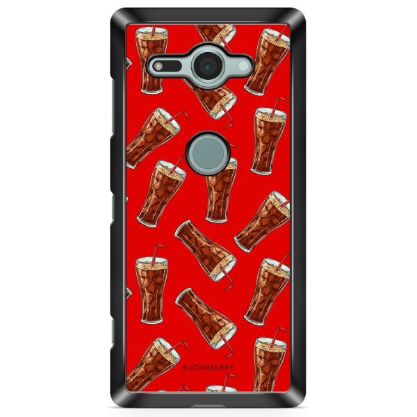 Bjornberry Sony Xperia XZ2 Compact Skal - Cola