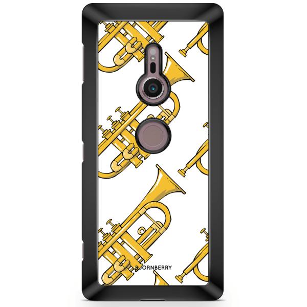Bjornberry Sony Xperia XZ2 Skal - Trumpeter