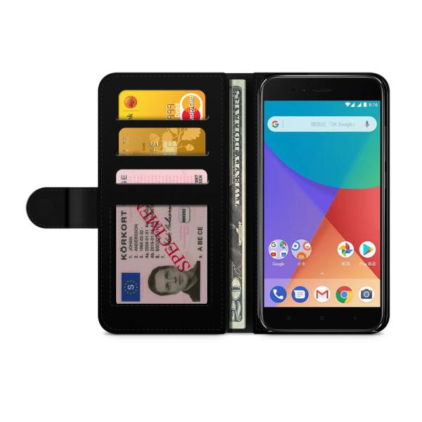 Bjornberry Xiaomi Mi A1 Fodral - Tre Kronor
