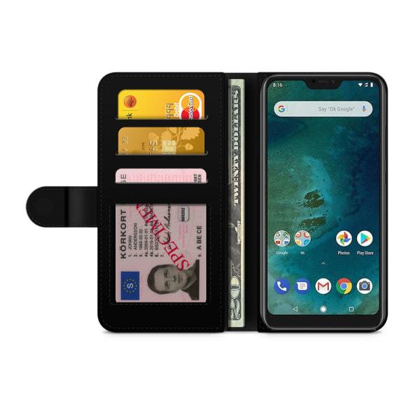 Bjornberry Xiaomi Mi A2 Lite Fodral - Får Ull