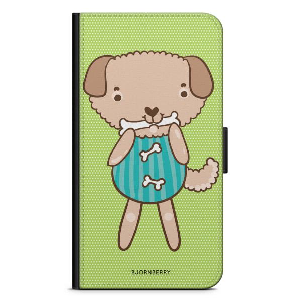 Bjornberry Xiaomi Redmi Note 9 Fodral - Söt Hund