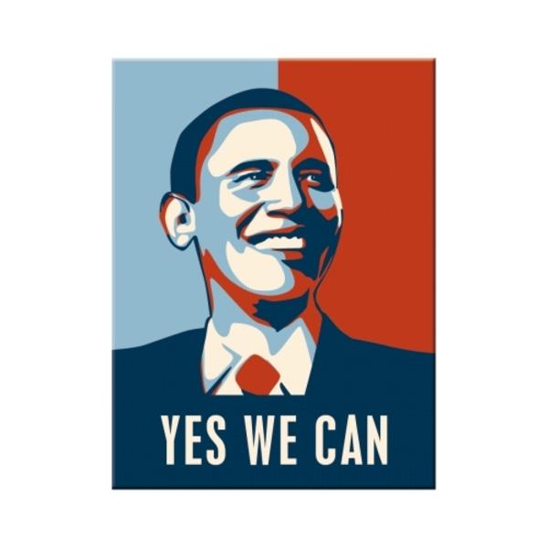 Obama USA magnet 6*8cm