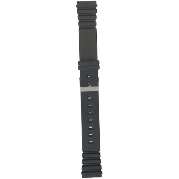 Klockarmband i polyeten 12, 14, 16, 18 och 20 mm 14 mm